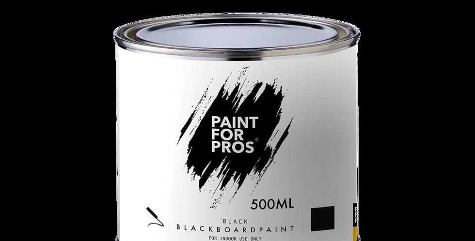 PRO2001 - Blackboard Paint 500ml - Black