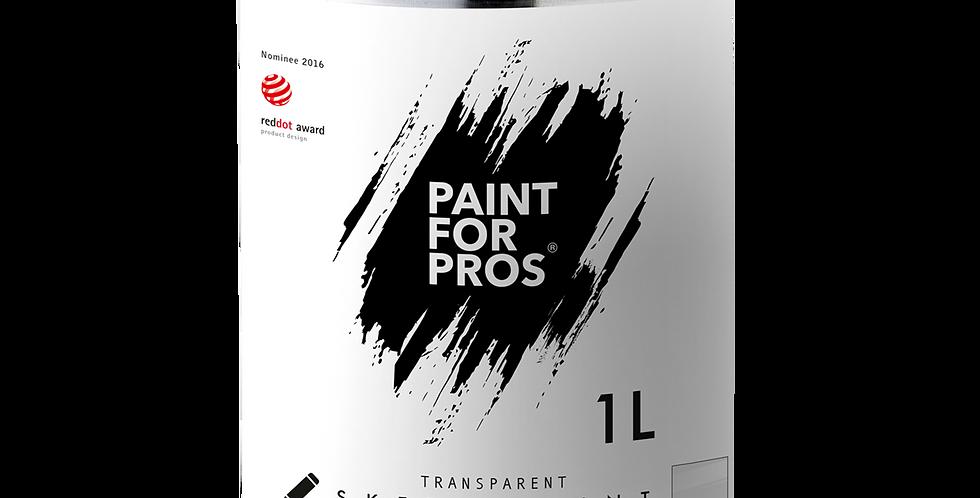 PRO1015 - Sketch Pro 1.0 Litre - Transparent