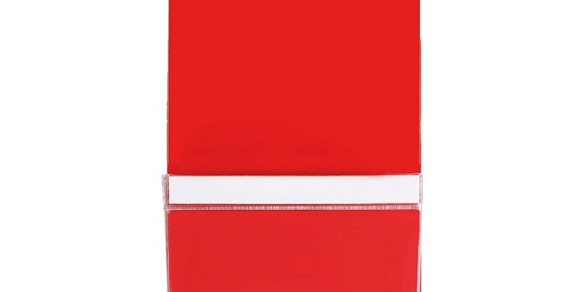 MAG5008 Medium Magnetic Pouch - Red