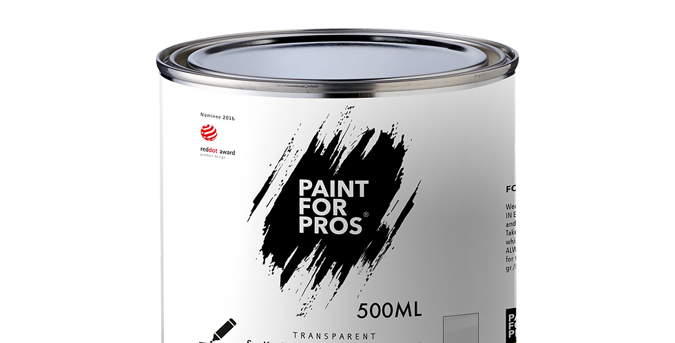 PRO1014 - Sketch Pro 500ml - Transparent