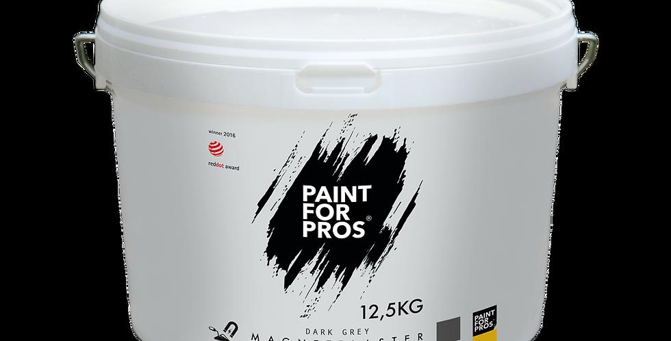 PRO4001 - Magnet Plaster 12.5kg - Grey