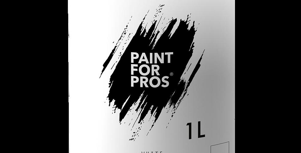 PRO4003 - Quartz White Primer 1.0 Litre - White