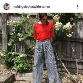 MADE BY @makingclotheswithstories