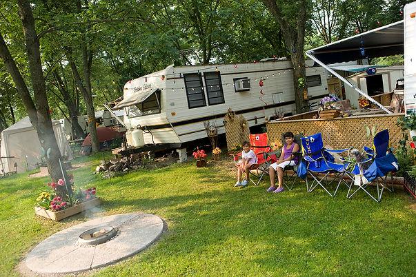 Camping London Ontario >> Seasonal Camping Fanshawe