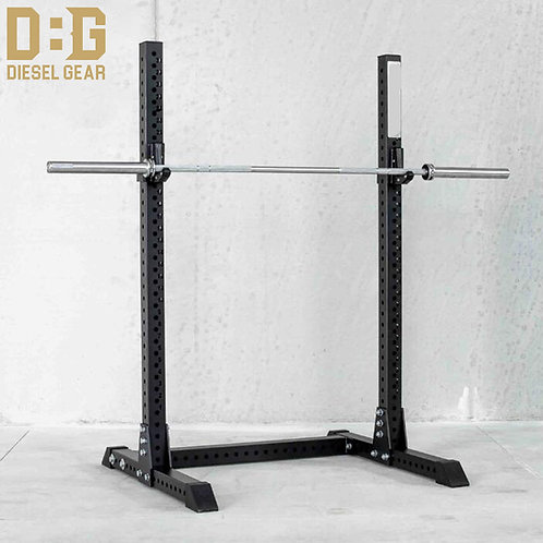 Squat and Bench Stand Combo