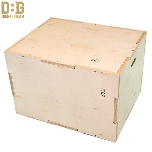 Diesel Wooden Plyo Box