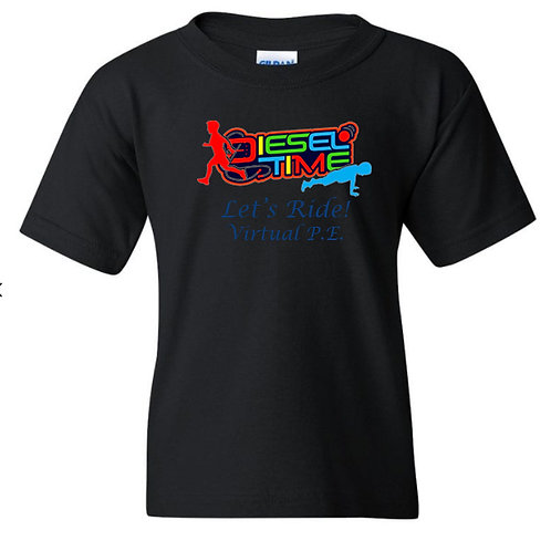 Diesel Time Youth Virtual P.E. Tshirts