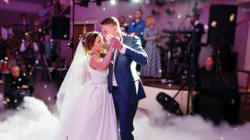 VIDEO: First Dances edited together with music