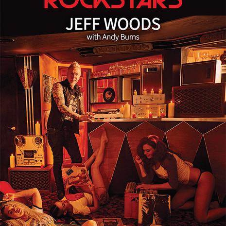 Jeff Woods and his new book Radio Records & Rockstars