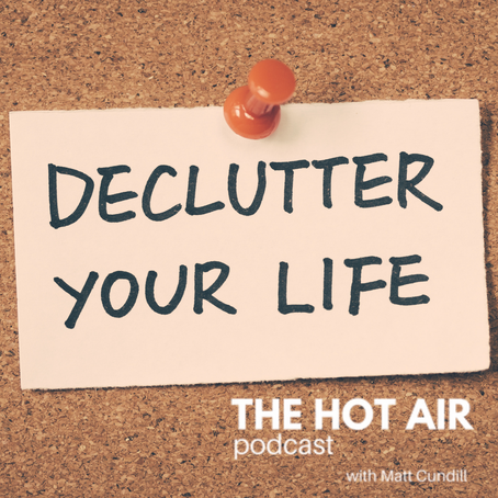 Decluttering with Avery Rich