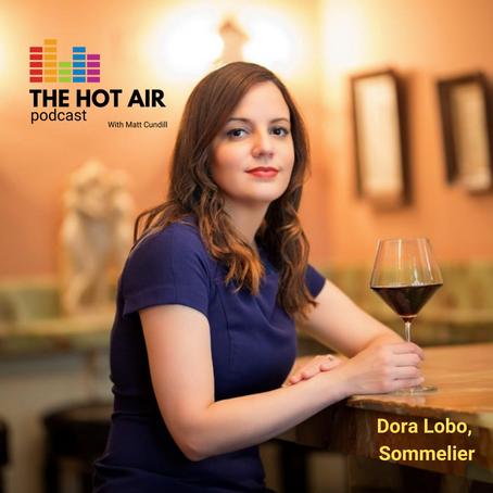 Dora Lobo, Sommelier. Wine Enthusiast