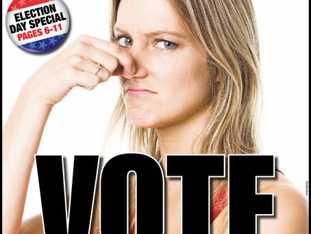 Bonus Blog: U.S. Election Redux