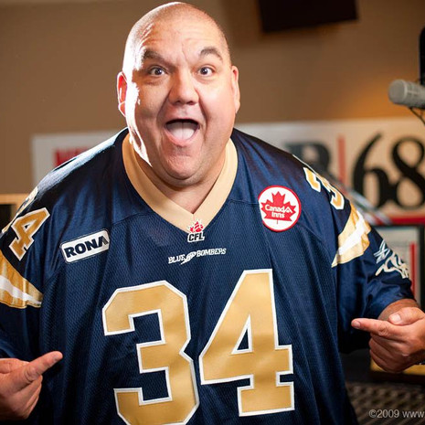 Hal Anderson is Back on 680 CJOB