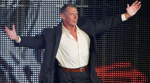 Cundill WWE McMahon