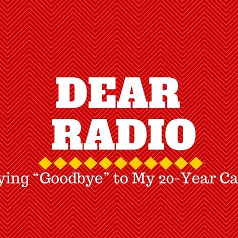 The Goodbye to Radio Girl