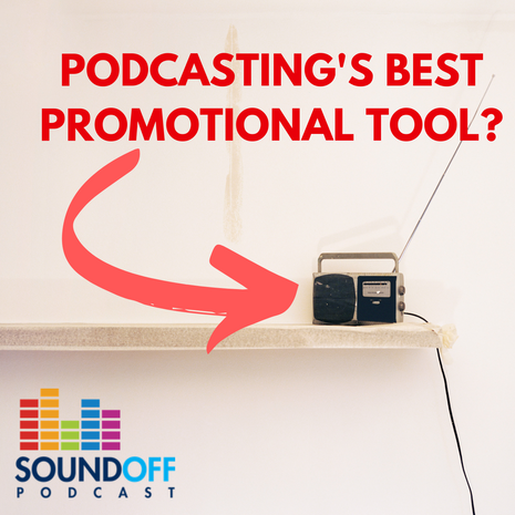 Is Radio Podcasting's Great Promo Ally?