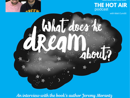 Jeremy Morantz, His Brother, The Autism, and the Book