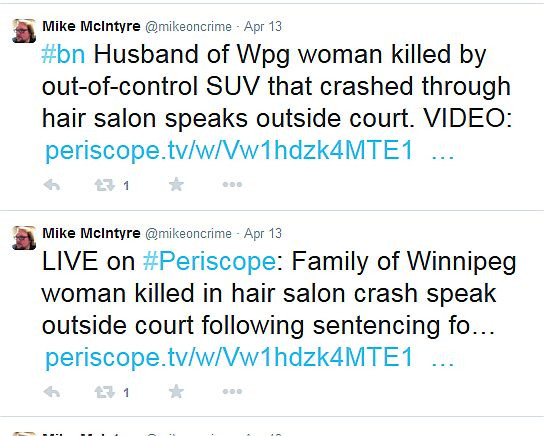 Mike McIntyre Winnipeg