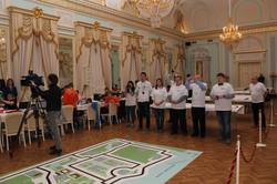 Фестиваль во Дворце Конгрессов