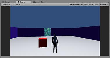 Проект детей в Unity 3D