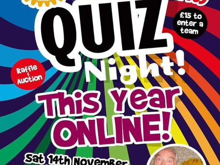Support The Elm Foundation through the Rotary Charity Quiz Night!