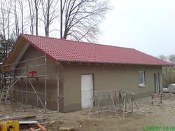 Neubau 2006/2007 - Bau