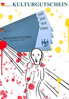 Kulturgutschein der Burgenländischen Landesregierung