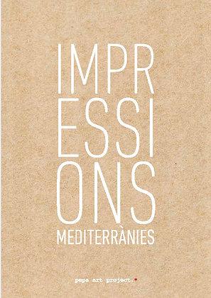 shop edition impressions mediterraneis: 10 Kunstdrucke, limitiert, signiert Sylvia Galos