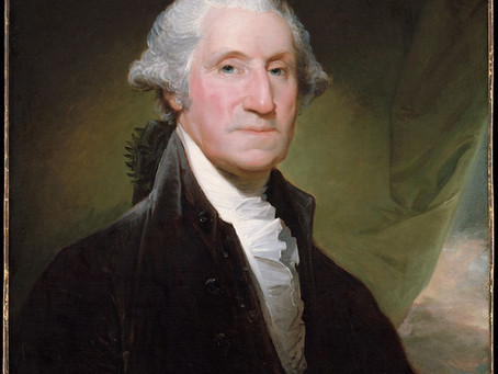 What four essential things did George Washington seek for the Country?