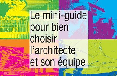 choisir l'architecte