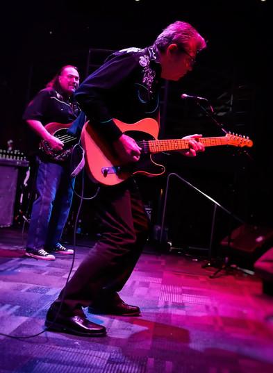 Brent Parkin-Autumn Blues Bash