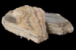 Pedra Escultural Sedimentar para Lago