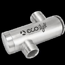 Filtro UV inox ECOlight Esterilizador de Algas para Lagos