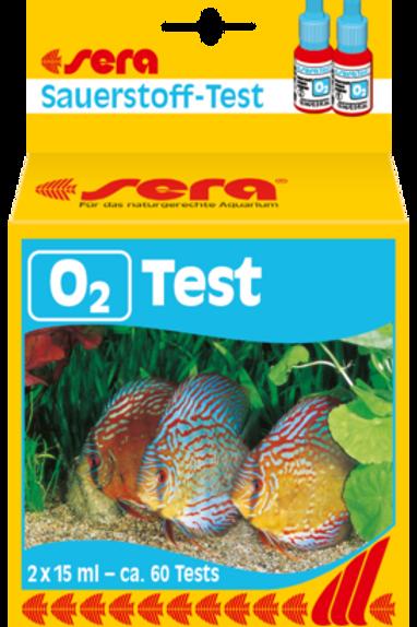 Teste Oxigênio Dissolvido Sera (60 testes)