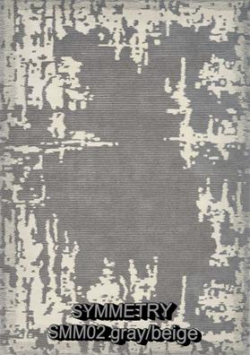 Nourison Symmetry smm02 gray-beige.png