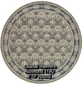 oriental weavers richmond 119u round.jpg
