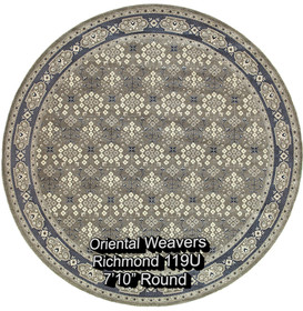 oriental weavers richmond 119u round.jpg