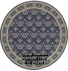 oriental weavers richmond 119b round.jpg