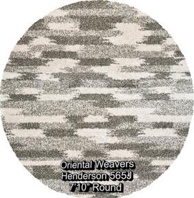oriental weavers henderson 565j round.jp