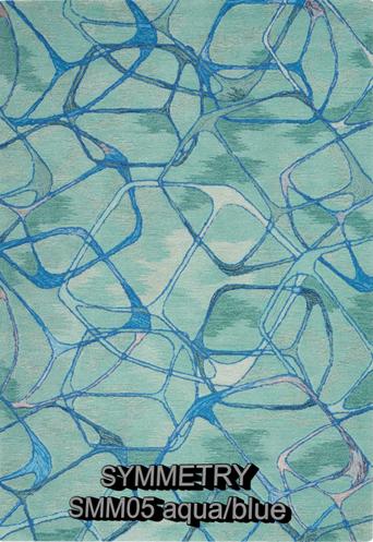 Nourison Symmetry smm05 aqua-blue.png
