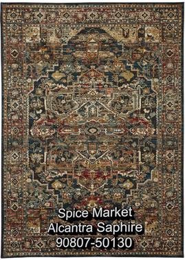 karastan spice market alcantra saphire.j