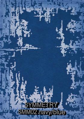 Nourison Symmetry smm02 navy-blue.png