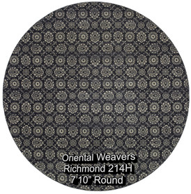 oriental weavers richmond  214h round.jp