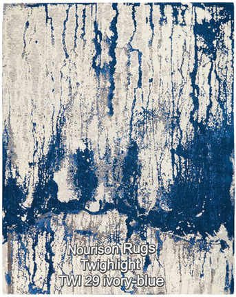 Nourison Twighlight TWI 29 ivory-blue.jp