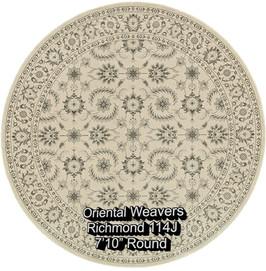 oriental weavers richmond 114j round.jpg