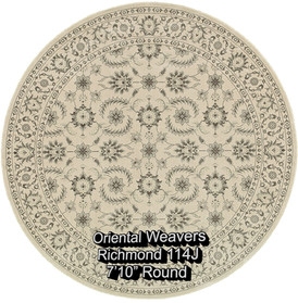 oriental weavers richmond 114j round.jpg