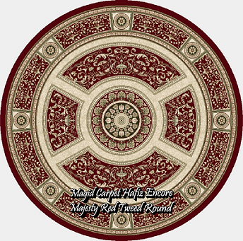 HZE majesty red tweed round.png