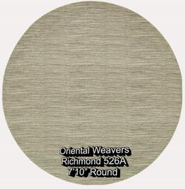 oriental weavers richmond  526a round.jp