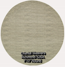 oriental weavers richmond  526a round.jp