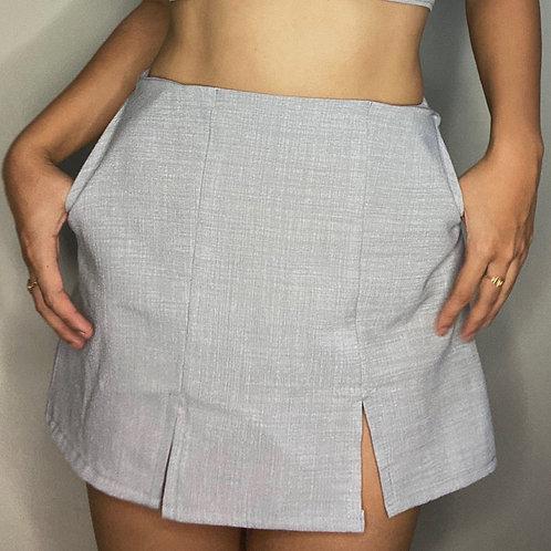 Mody Double Slit Skirt